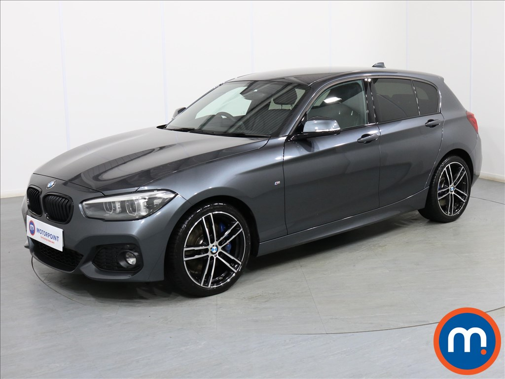 BMW 1 Series M Sport Shadow Edition - Stock Number 1081389 Passenger side front corner