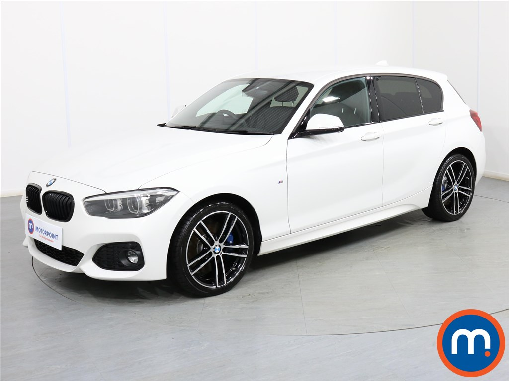 BMW 1 Series M Sport Shadow Edition - Stock Number 1081345 Passenger side front corner