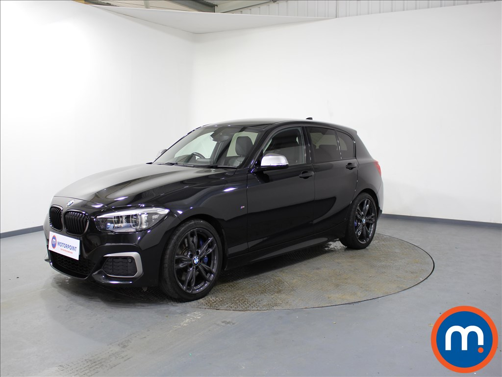 BMW 1 Series M140i Shadow Edition - Stock Number 1072727 Passenger side front corner