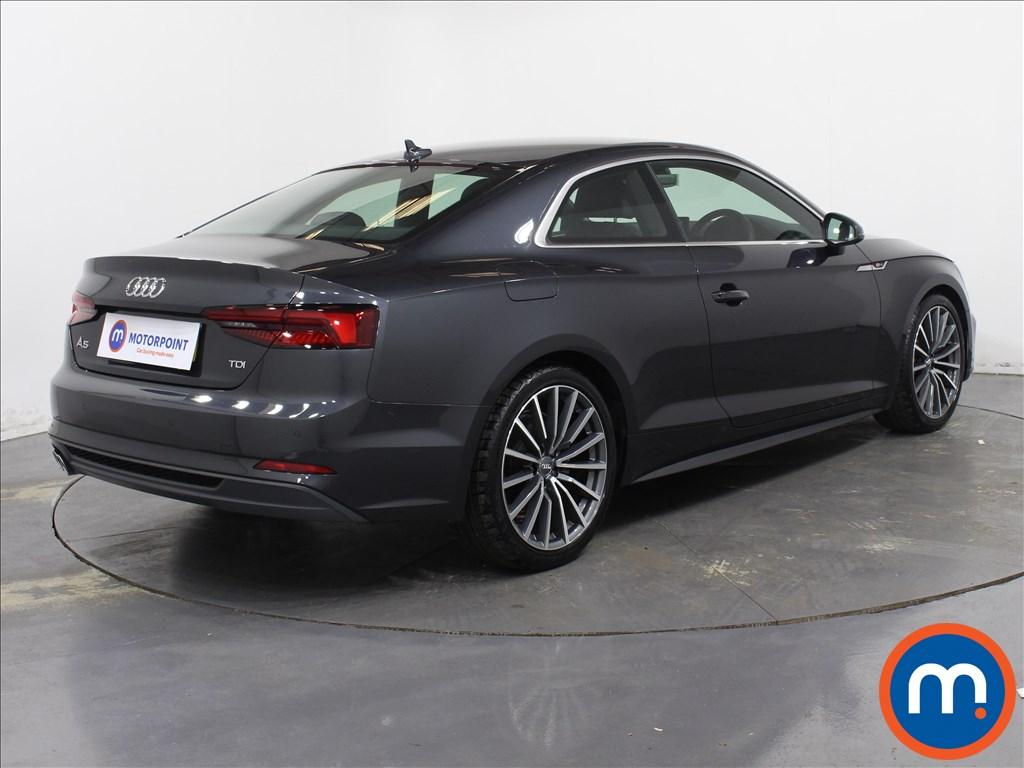 Audi A5 S Line - Stock Number 1078248 Passenger side front corner