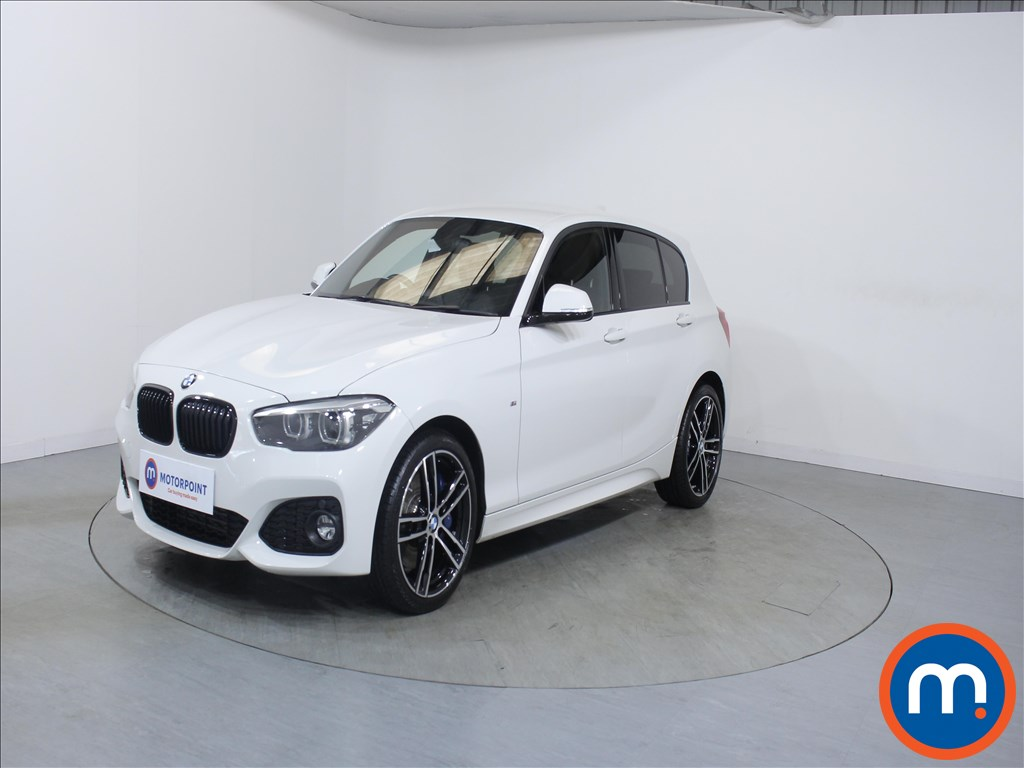 BMW 1 Series M Sport Shadow Edition - Stock Number 1081399 Passenger side front corner
