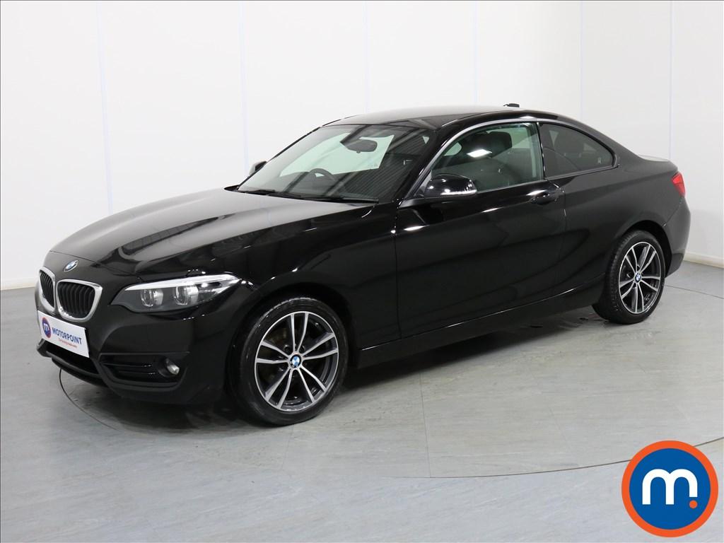 BMW 2 Series Sport - Stock Number 1081707 Passenger side front corner