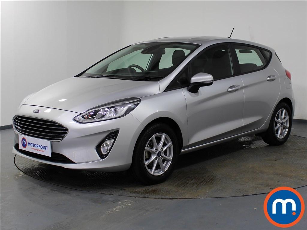 Ford Fiesta Zetec - Stock Number 1079535 Passenger side front corner