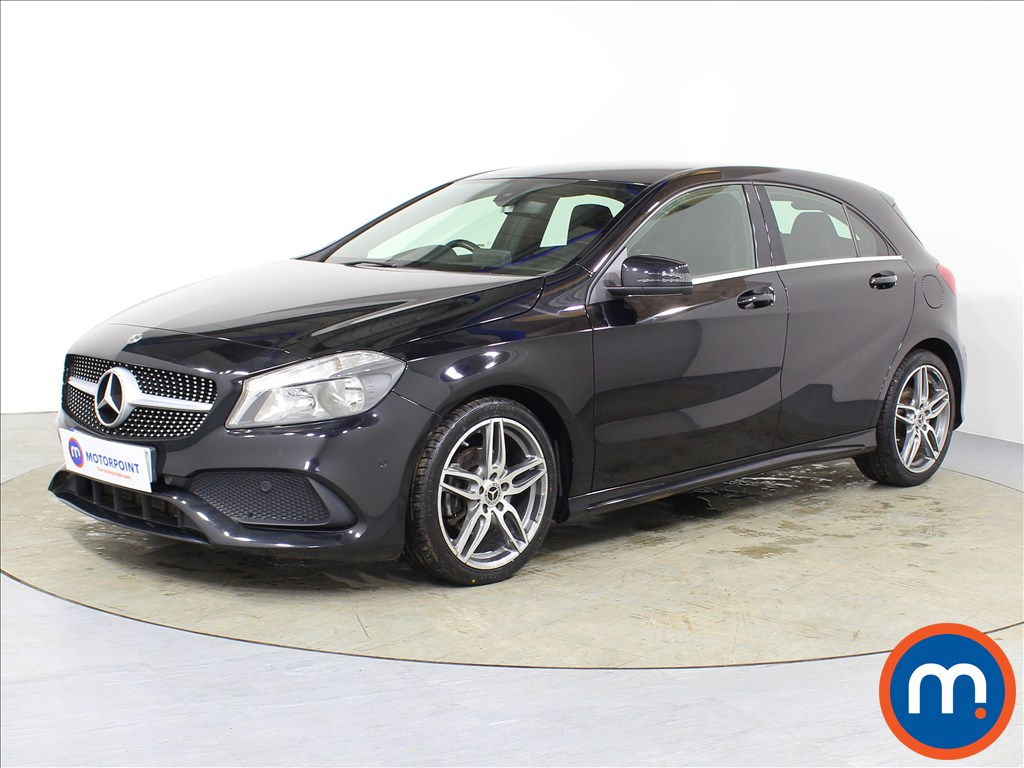 Mercedes-Benz A Class AMG Line - Stock Number 1078547 Passenger side front corner