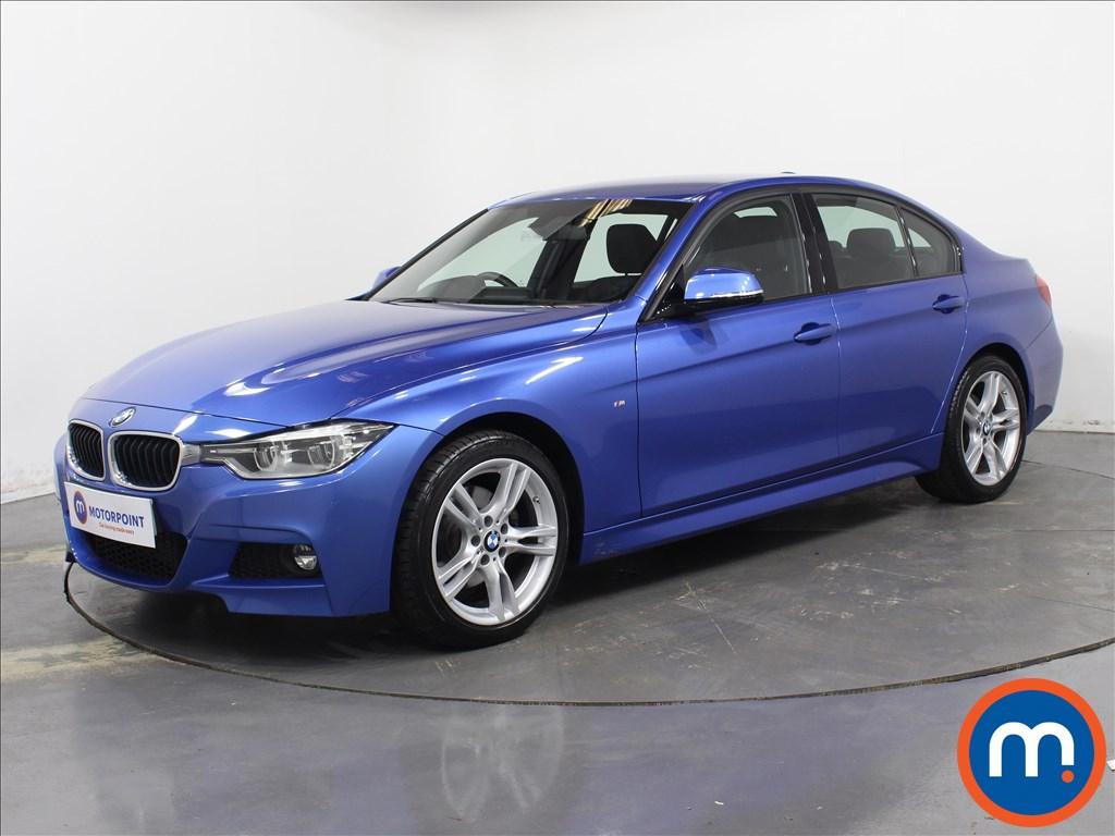 BMW 3 Series M Sport - Stock Number 1077207 Passenger side front corner