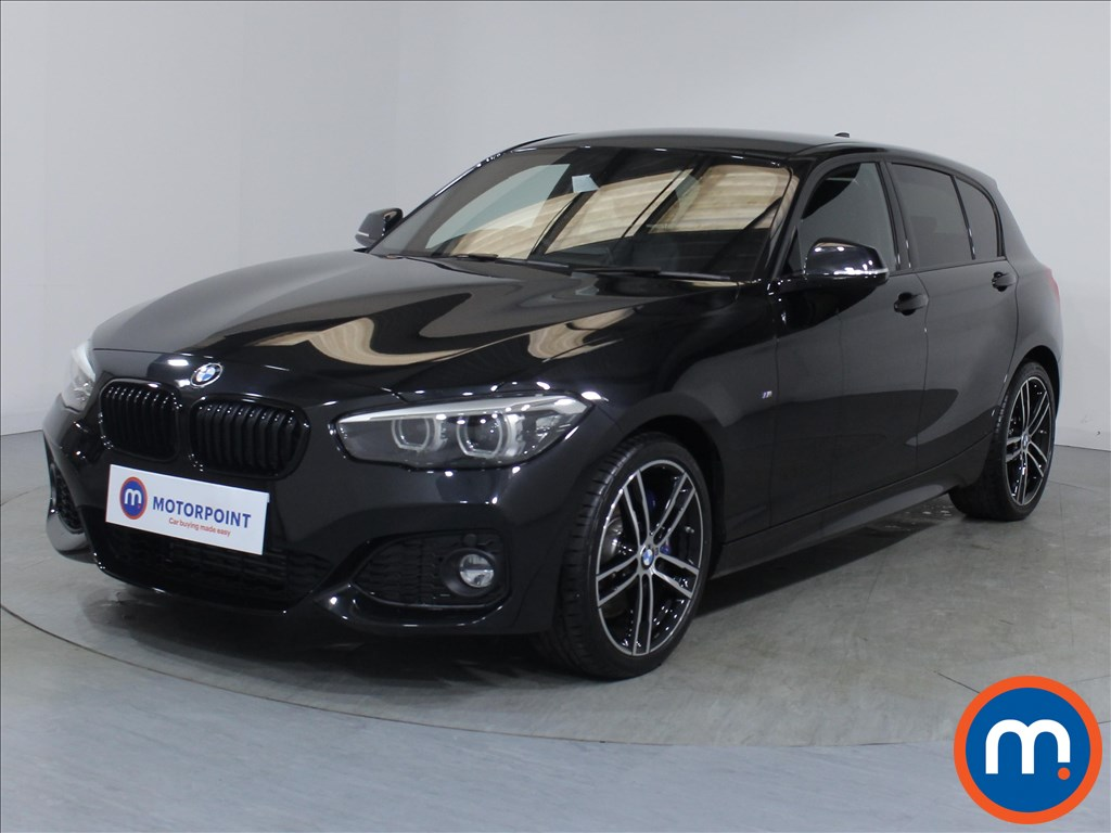 BMW 1 Series M Sport Shadow Edition - Stock Number 1081369 Passenger side front corner