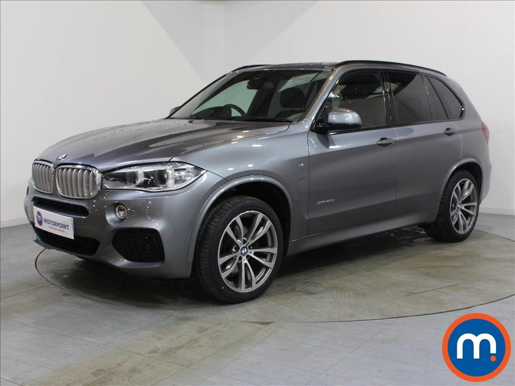 BMW X5 M Sport - Stock Number 1078335 Passenger side front corner