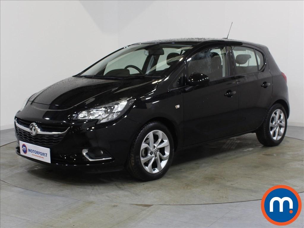 Vauxhall Corsa SRi Nav - Stock Number 1079128 Passenger side front corner