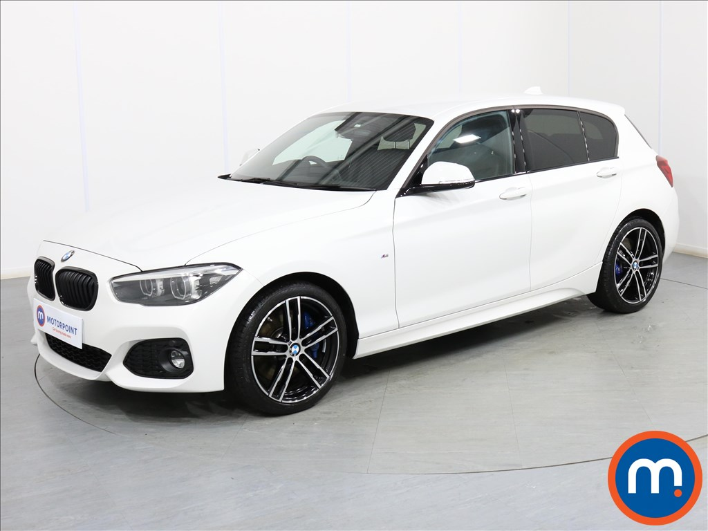 BMW 1 Series M Sport Shadow Edition - Stock Number 1081437 Passenger side front corner