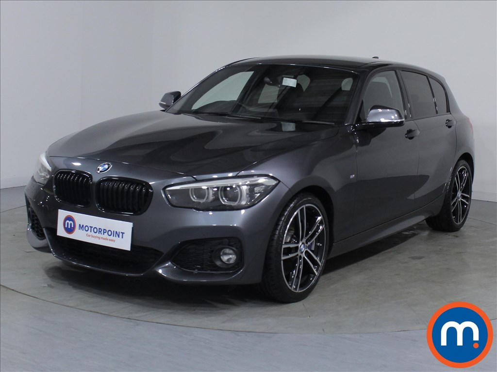 BMW 1 Series M Sport Shadow Edition - Stock Number 1081379 Passenger side front corner