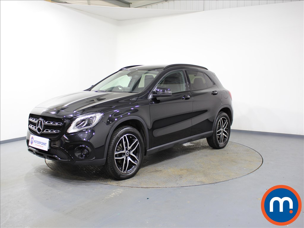 Mercedes-Benz Gla Class Urban Edition - Stock Number 1075828 Passenger side front corner