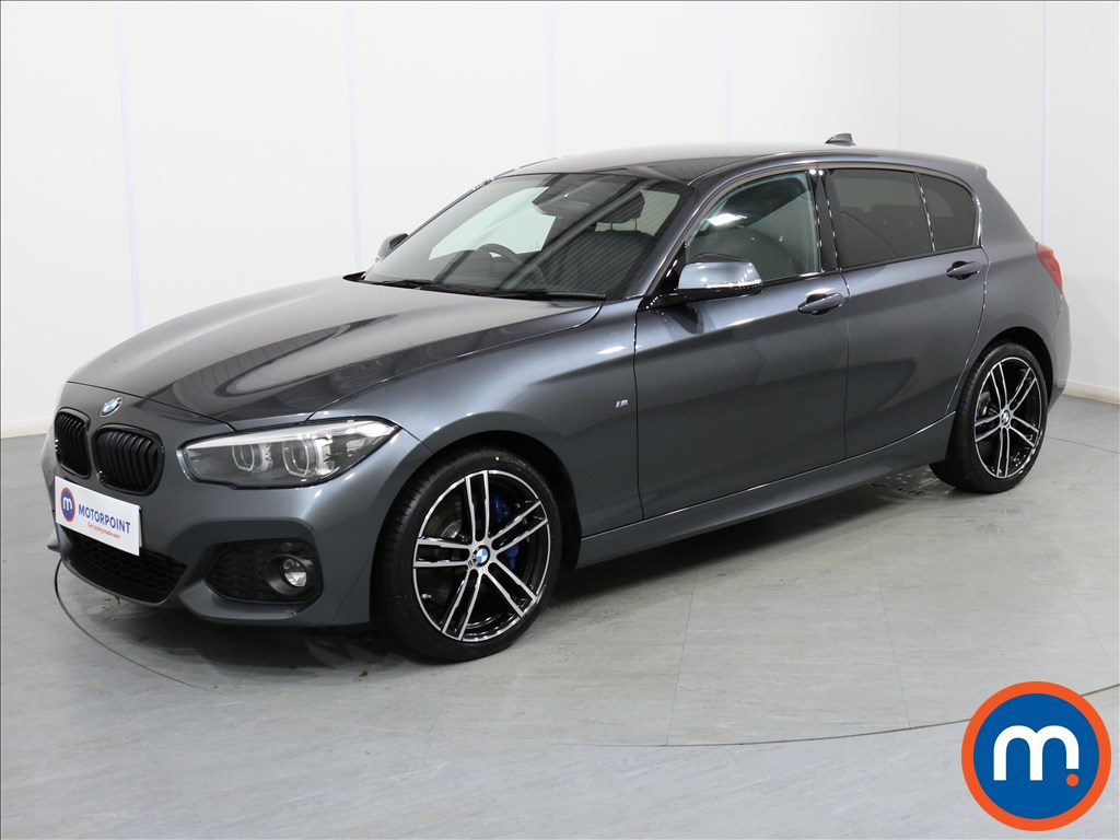 BMW 1 Series M Sport Shadow Edition - Stock Number 1081651 Passenger side front corner
