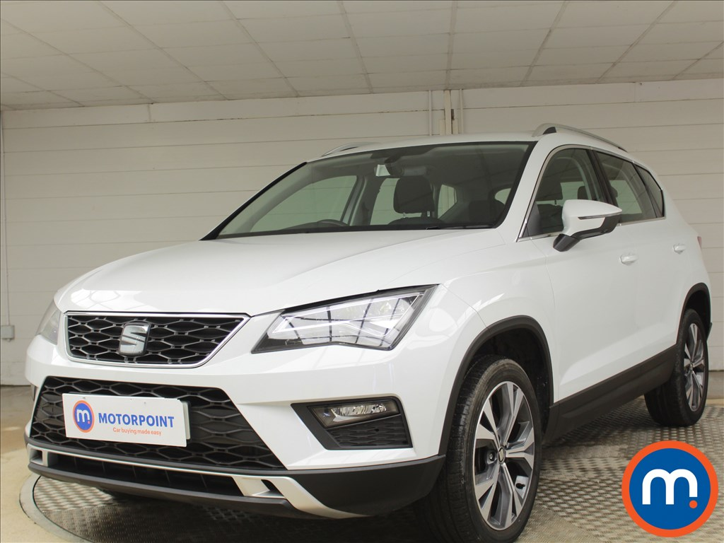 Seat Ateca SE Technology - Stock Number 1079970 Passenger side front corner