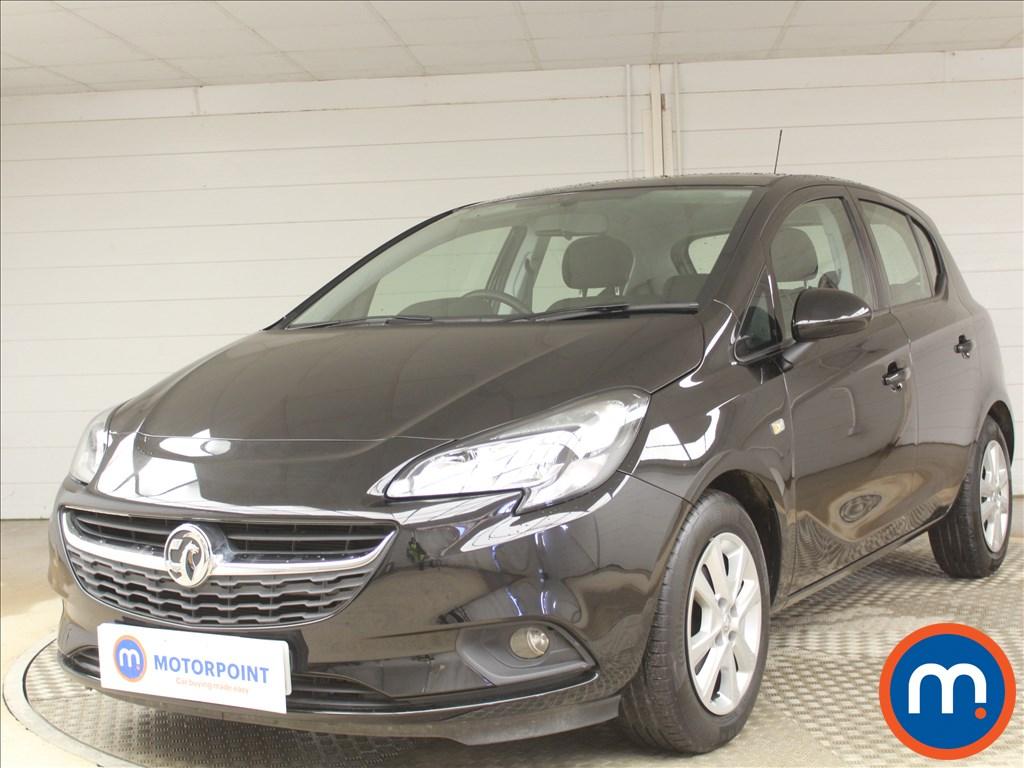 Vauxhall Corsa Design - Stock Number 1077882 Passenger side front corner