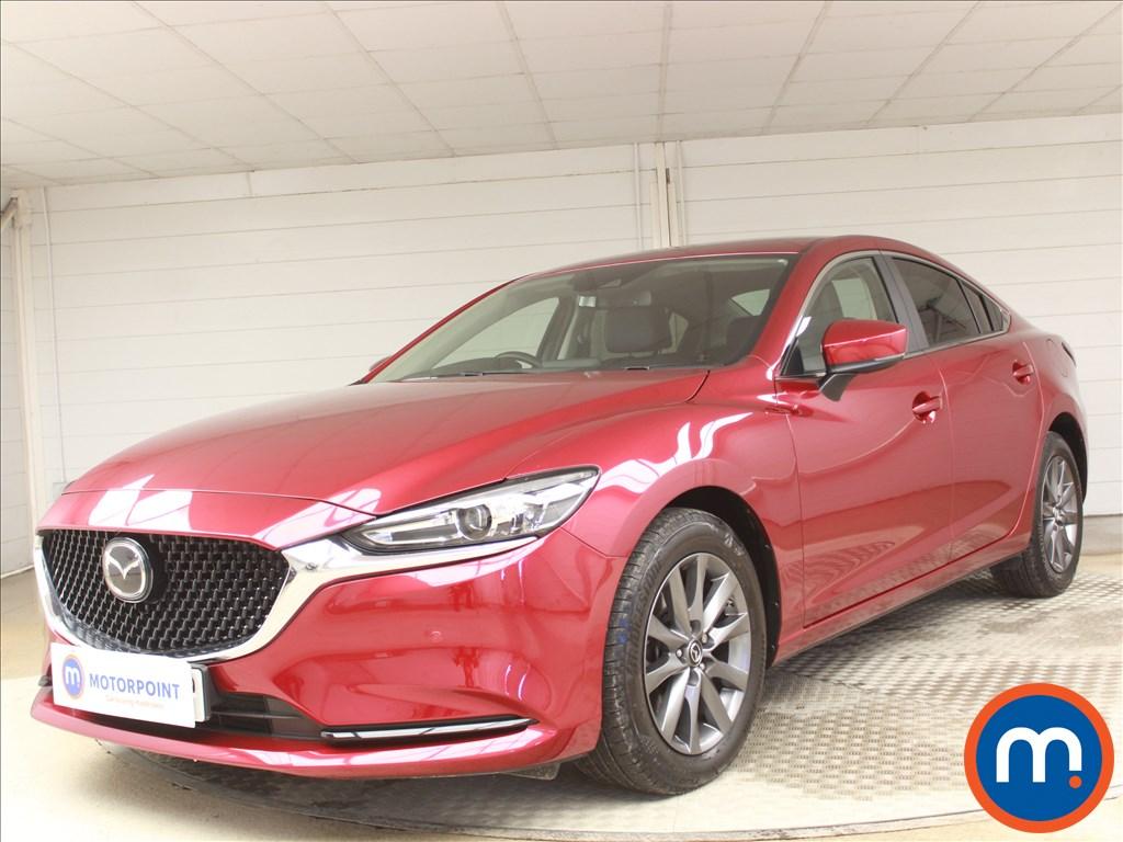 Mazda 6 SE-L Lux Nav-Plus - Stock Number 1076944 Passenger side front corner