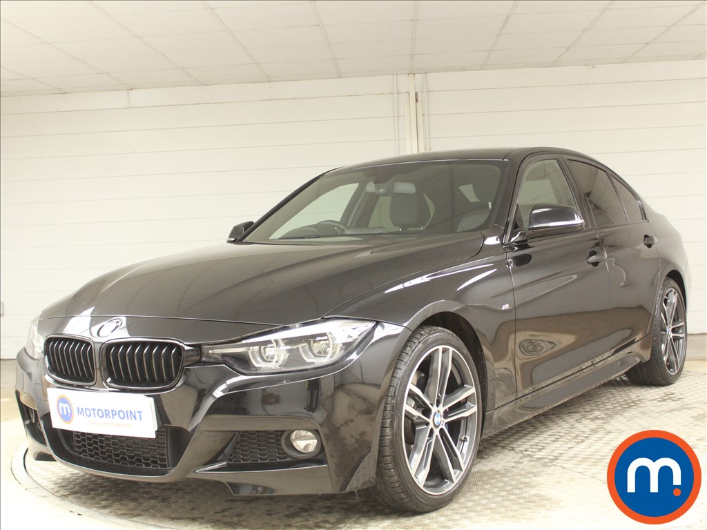 BMW 3 Series M Sport Shadow Edition - Stock Number 1082637 Passenger side front corner