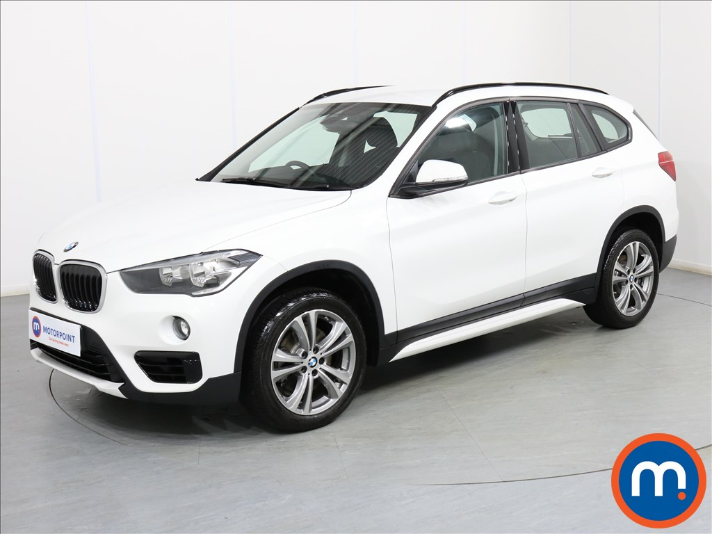 BMW X1 Sport - Stock Number 1080231 Passenger side front corner