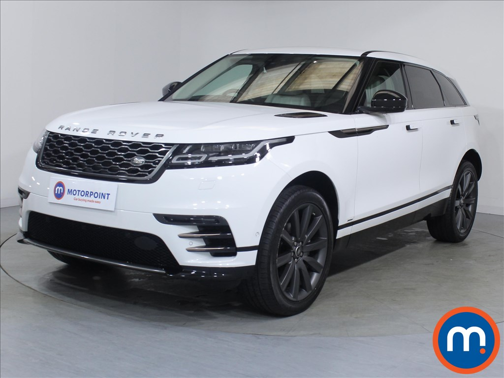 Land Rover Range Rover Velar R-Dynamic HSE - Stock Number 1078639 Passenger side front corner