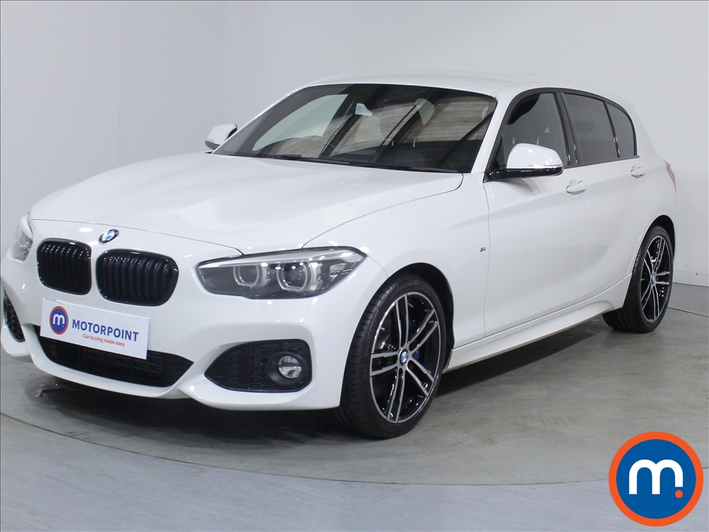 BMW 1 Series M Sport Shadow Edition - Stock Number 1081289 Passenger side front corner