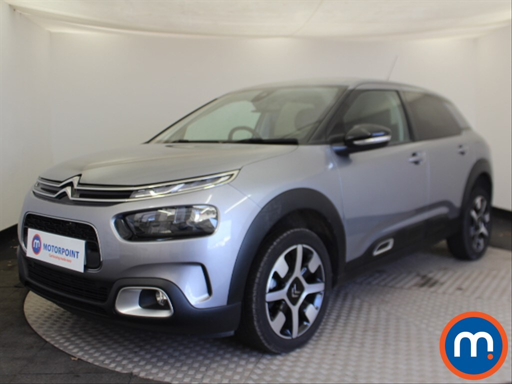 Citroen C4 Cactus Flair - Stock Number 1081091 Passenger side front corner