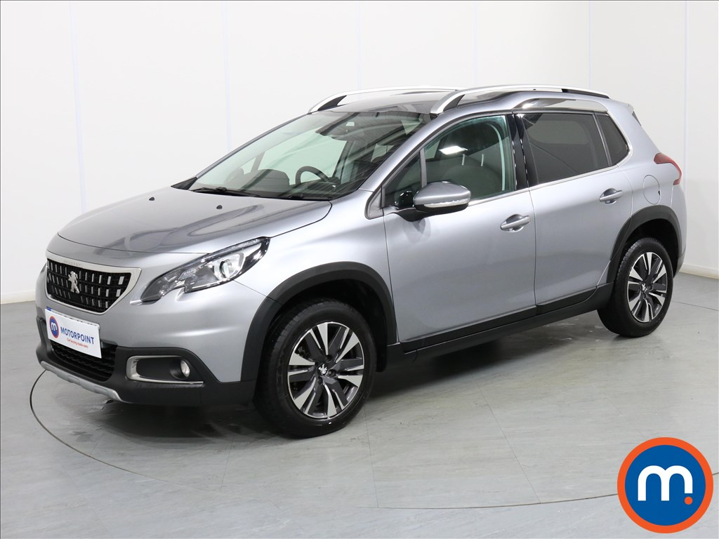 Peugeot 2008 Allure - Stock Number 1079375 Passenger side front corner