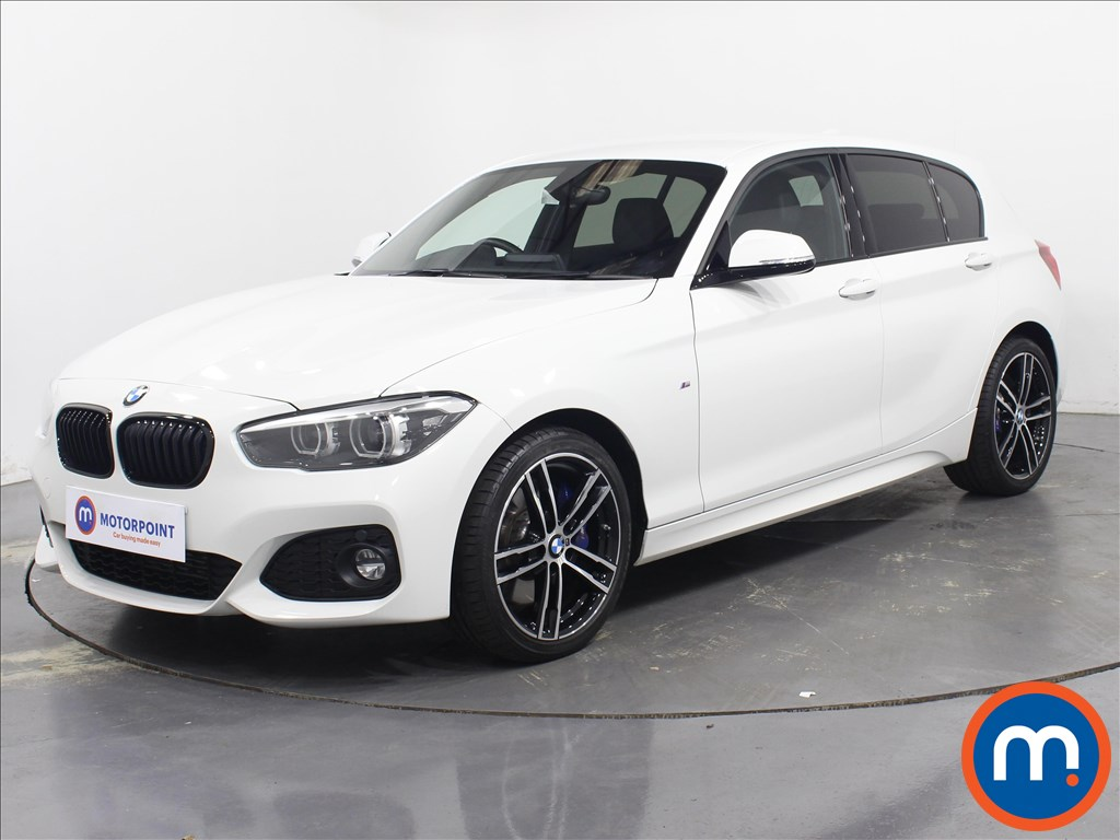BMW 1 Series M Sport Shadow Edition - Stock Number 1081467 Passenger side front corner