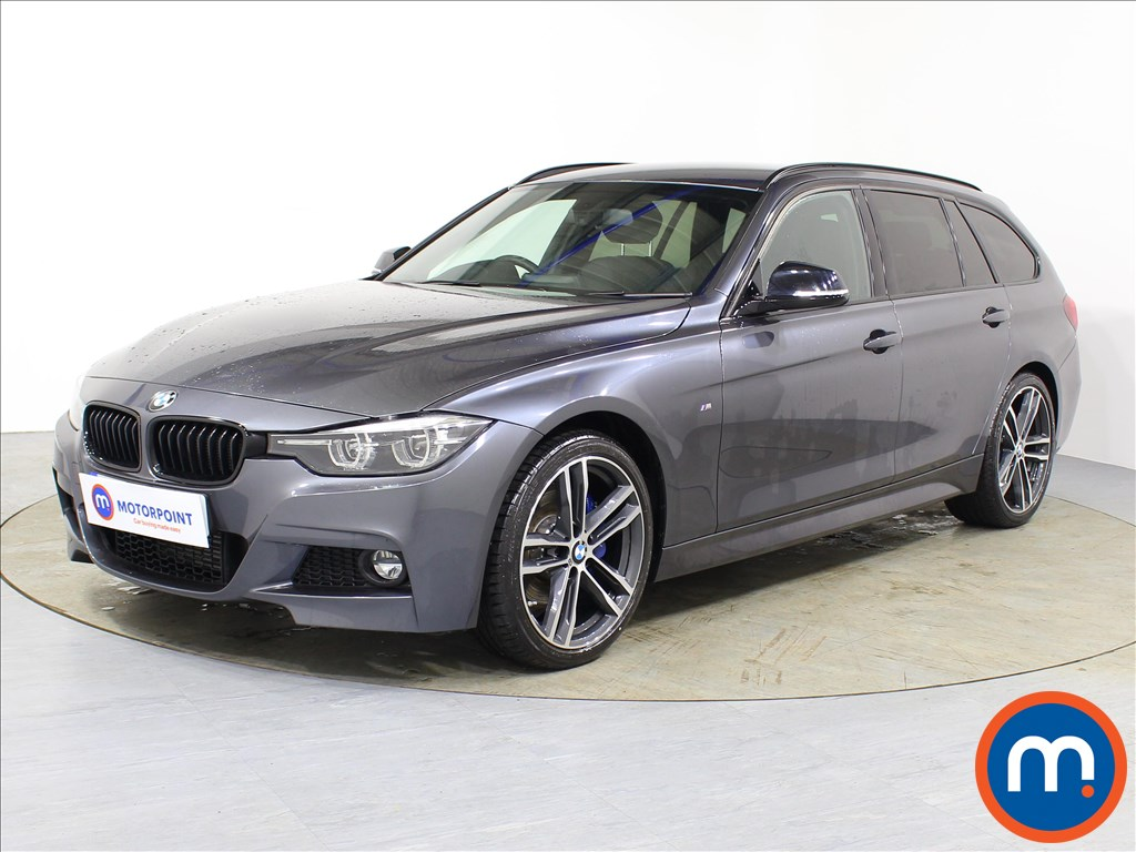 BMW 3 Series M Sport Shadow Edition - Stock Number 1076968 Passenger side front corner