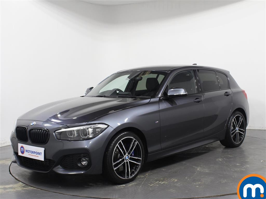 BMW 1 Series M Sport Shadow Edition - Stock Number 1081348 Passenger side front corner