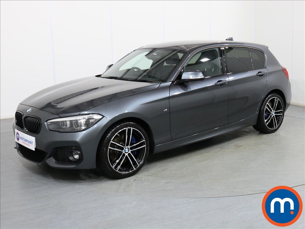 BMW 1 Series M Sport Shadow Edition - Stock Number 1081305 Passenger side front corner