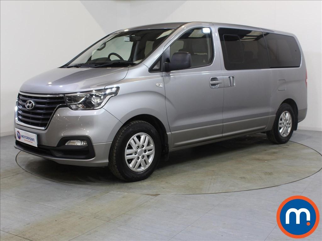 Hyundai I800 SE Nav - Stock Number 1074703 Passenger side front corner