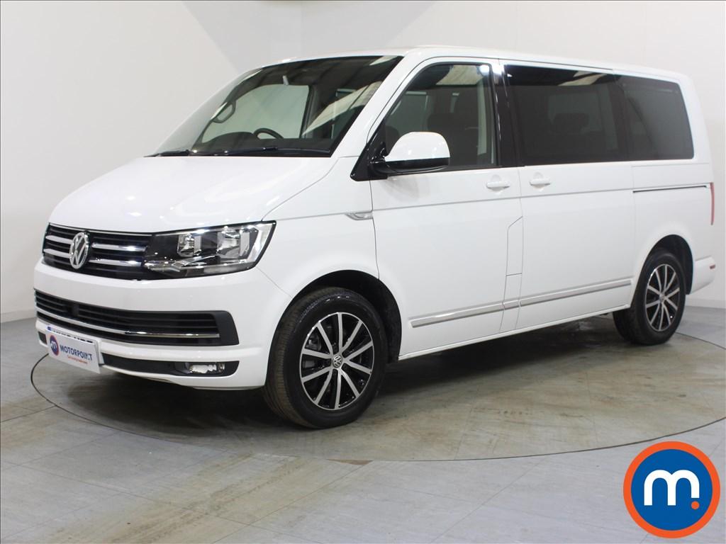Volkswagen Caravelle Executive - Stock Number 1077153 Passenger side front corner