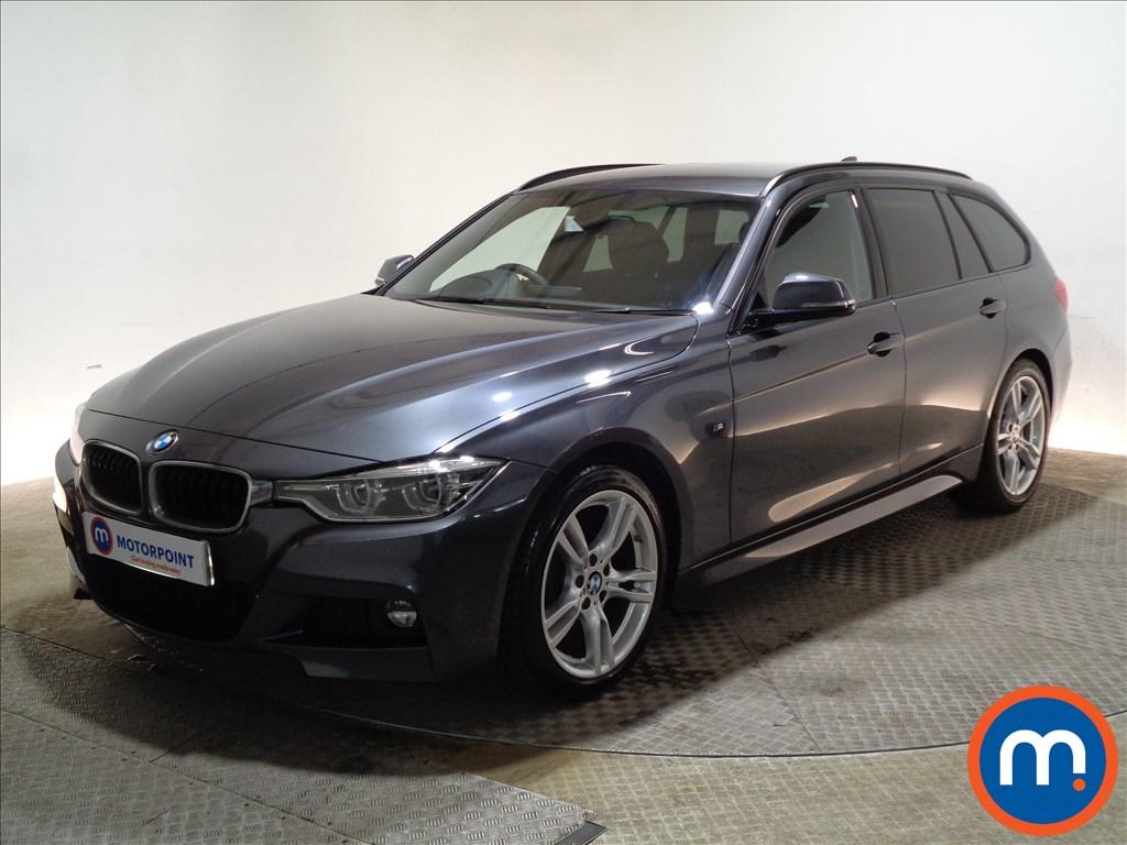 BMW 3 Series M Sport - Stock Number 1073579 Passenger side front corner