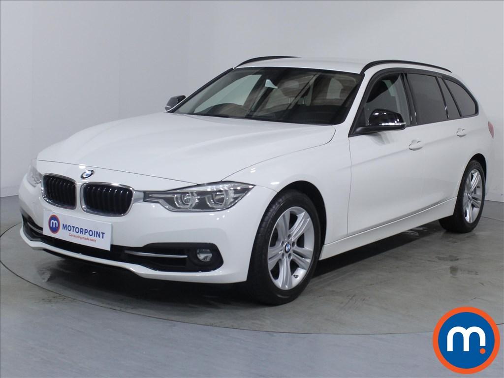 BMW 3 Series Sport - Stock Number 1082809 Passenger side front corner