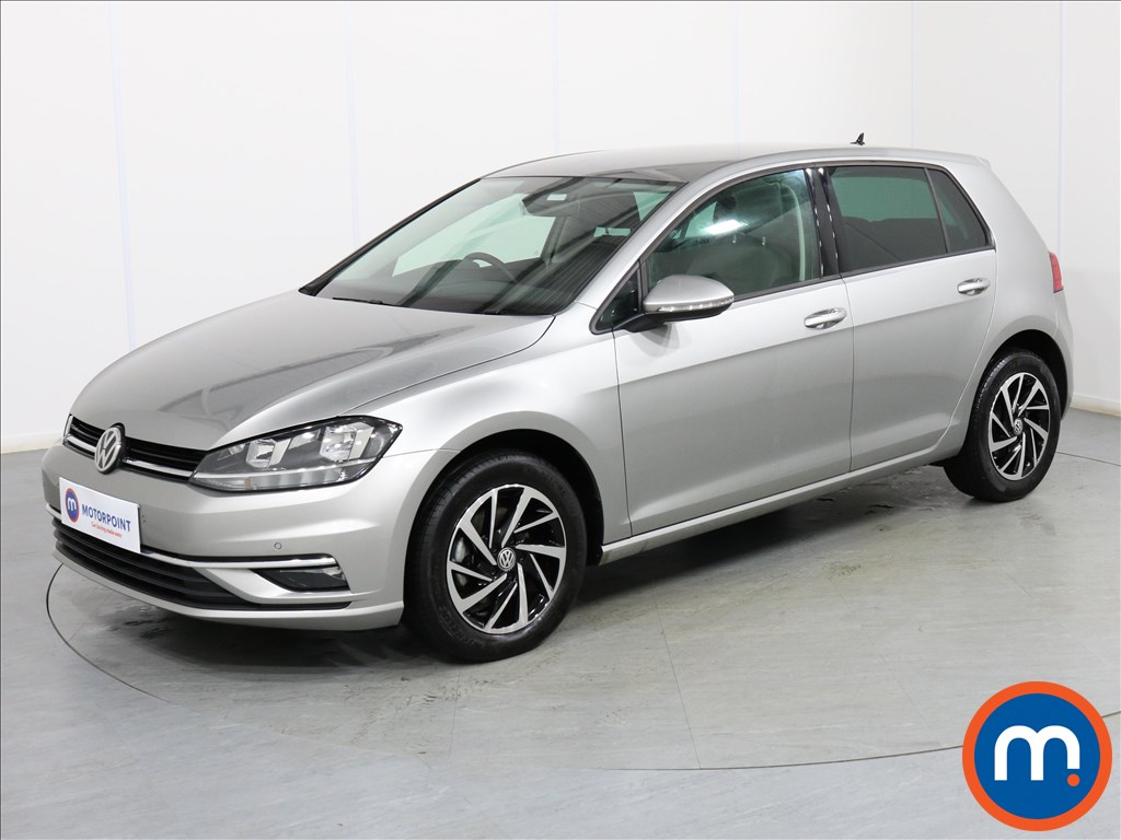 Volkswagen Golf Match - Stock Number 1075278 Passenger side front corner