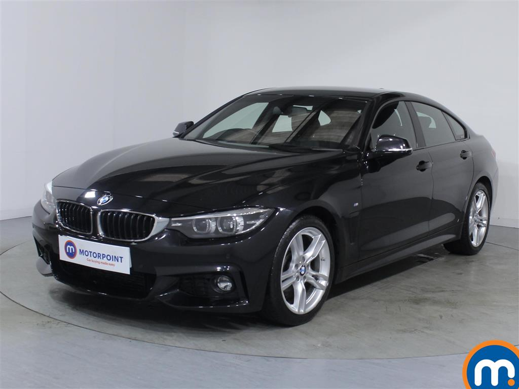 BMW 4 Series M Sport - Stock Number 1081713 Passenger side front corner