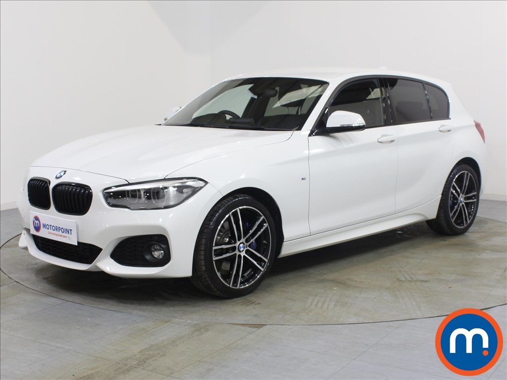 BMW 1 Series M Sport Shadow Edition - Stock Number 1081318 Passenger side front corner