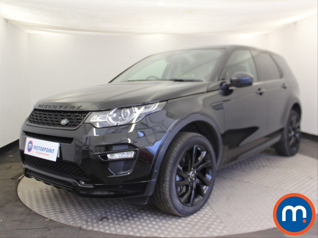 Land Rover Discovery Sport HSE Luxury - Stock Number 1079291 Passenger side front corner