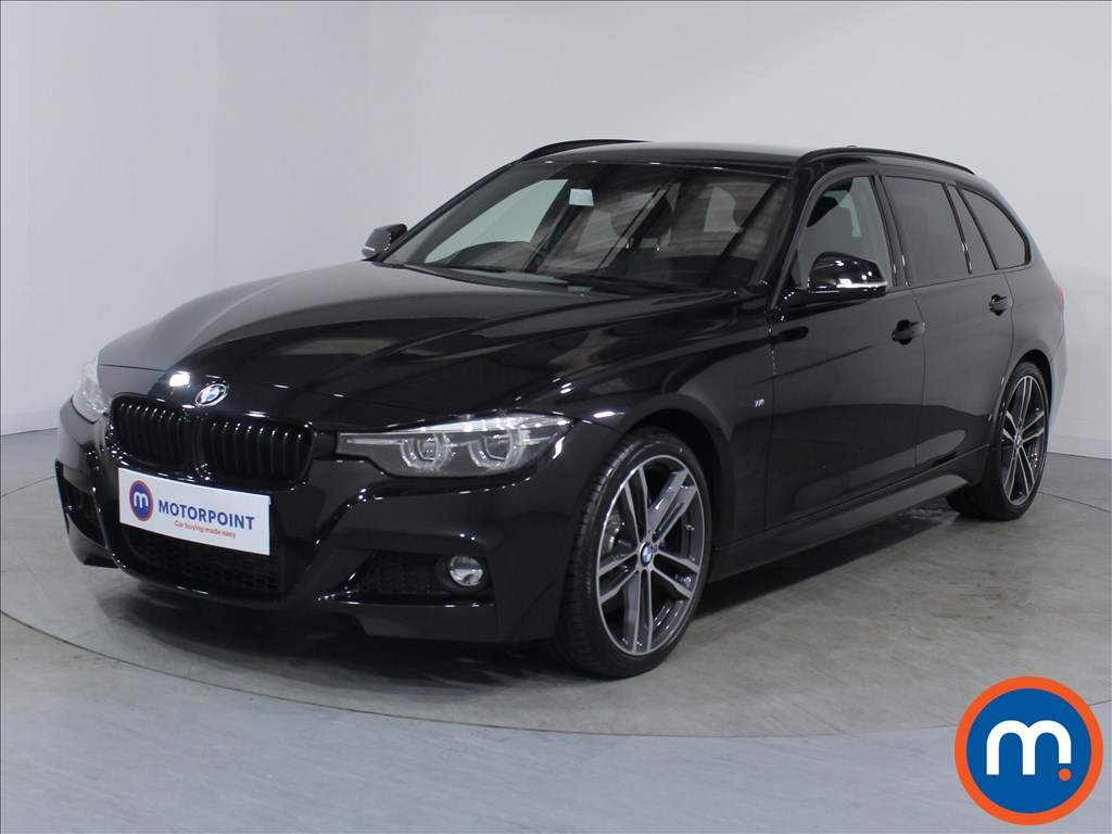 BMW 3 Series M Sport Shadow Edition - Stock Number 1076966 Passenger side front corner