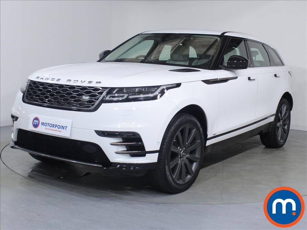 Land Rover Range Rover Velar R-Dynamic HSE - Stock Number 1081913 Passenger side front corner