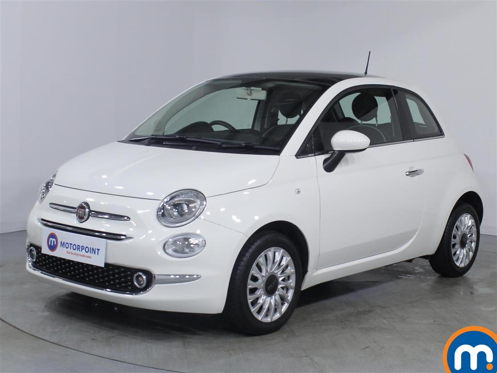 Fiat 500 Lounge - Stock Number 1079169 Passenger side front corner