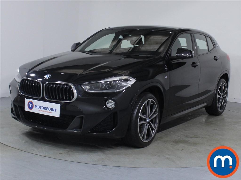 BMW X2 M Sport - Stock Number 1082281 Passenger side front corner