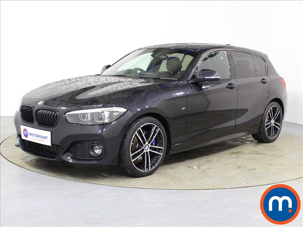 BMW 1 Series M Sport Shadow Edition - Stock Number 1081398 Passenger side front corner