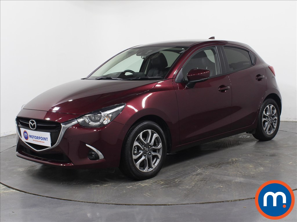 Mazda 2 GT Sport Nav-Plus - Stock Number 1076951 Passenger side front corner