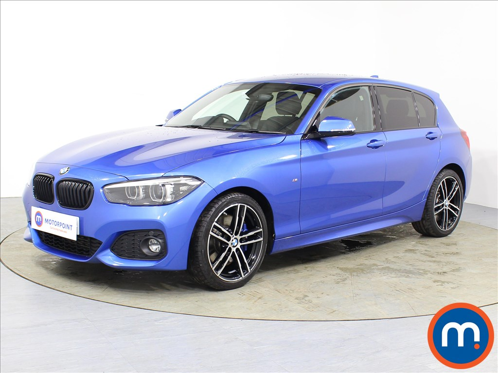 BMW 1 Series M Sport Shadow Edition - Stock Number 1081417 Passenger side front corner