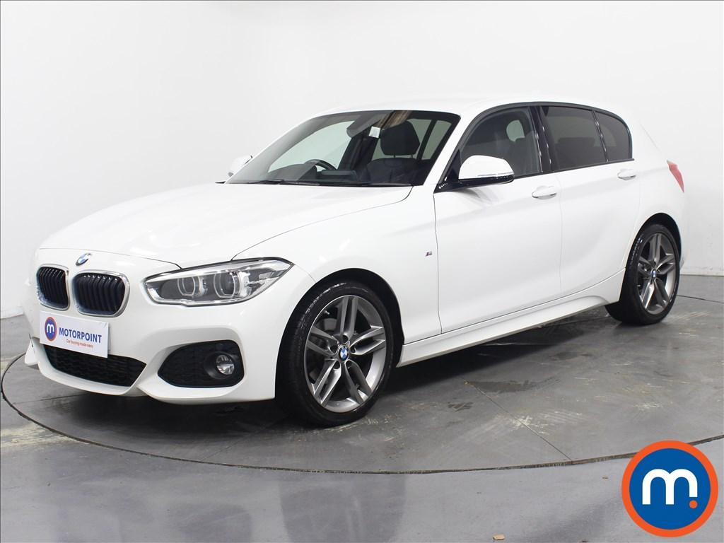 BMW 1 Series M Sport - Stock Number 1079496 Passenger side front corner