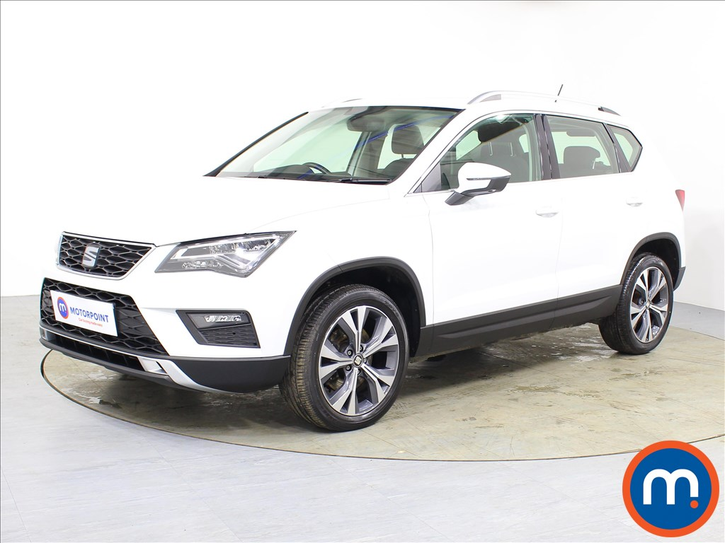 Seat Ateca SE Technology - Stock Number 1078803 Passenger side front corner