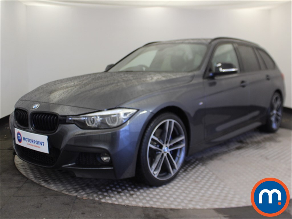 BMW 3 Series M Sport Shadow Edition - Stock Number 1076975 Passenger side front corner