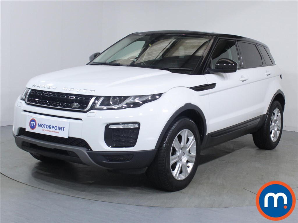 Land Rover Range Rover Evoque SE Tech - Stock Number 1081714 Passenger side front corner