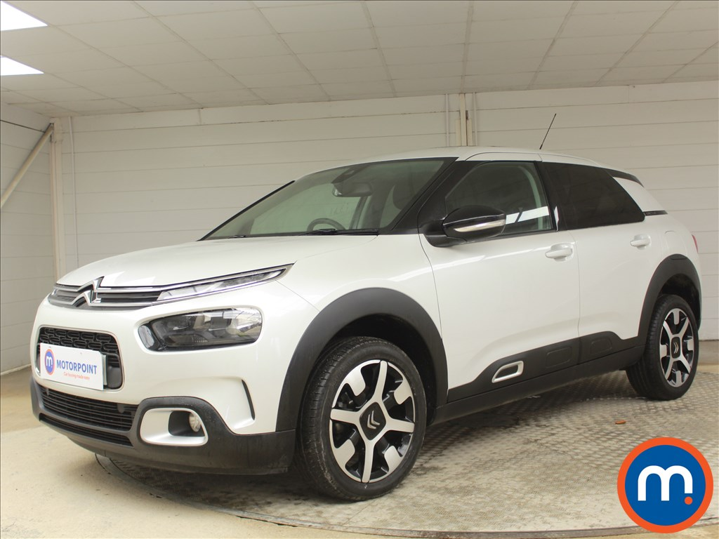 Citroen C4 Cactus Flair - Stock Number 1069083 Passenger side front corner