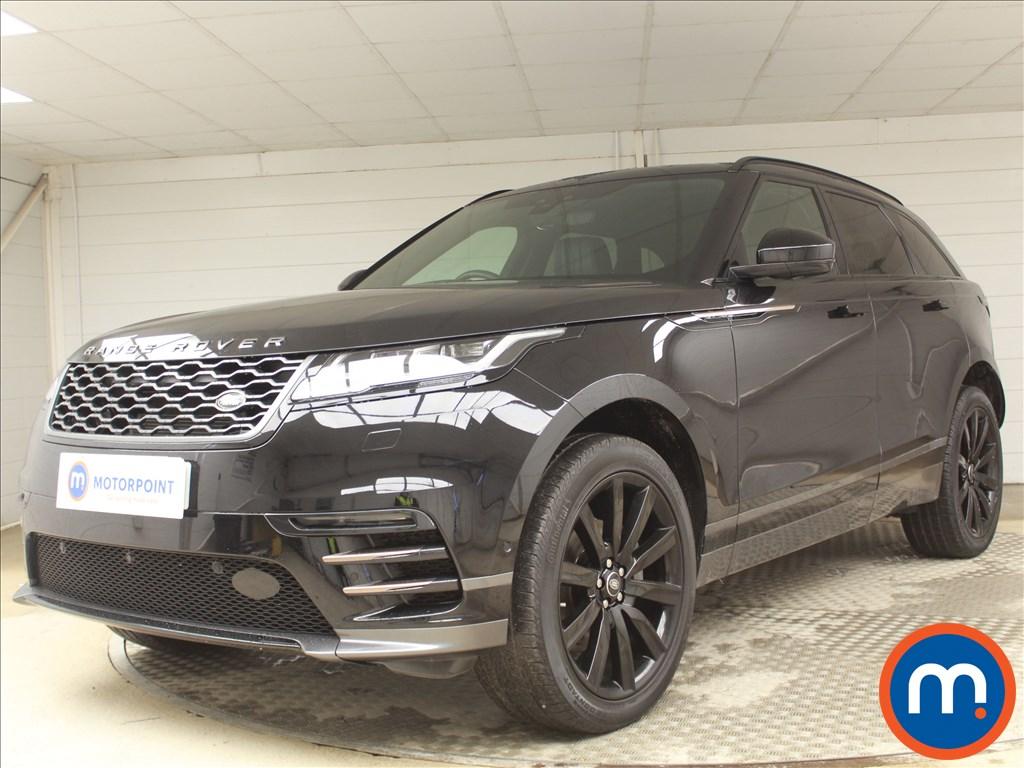 Land Rover Range Rover Velar R-Dynamic HSE - Stock Number 1078410 Passenger side front corner